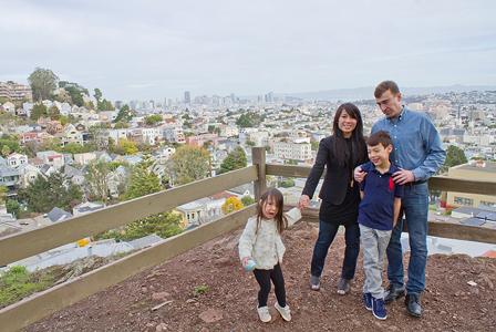 Noe Valley Family Photos