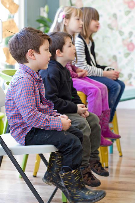 San Francisco Kids Workshop - Noe Valley