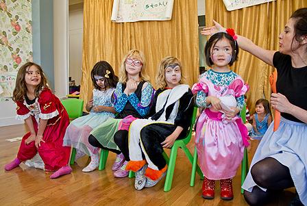 San Francisco Kids Workshop - Noe Valley - children's theater