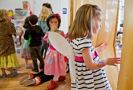 San Francisco Kids Workshop - Noe Valley - children's theatre