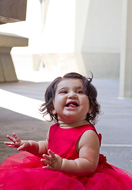 Berkeley Baby Photo Session