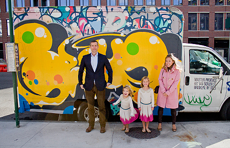 NYC Family Lifestyle Photography