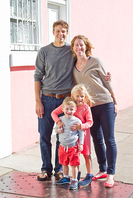 Oakland Family Photography Session