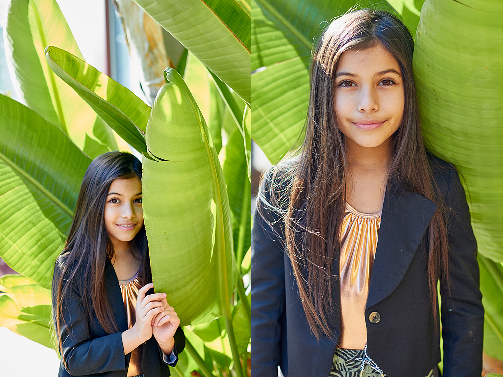 kids fashion editorial on location san francisco bay area